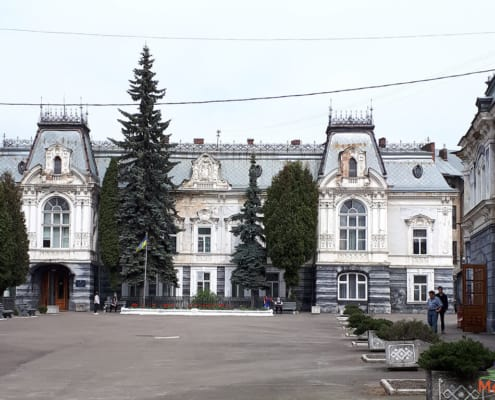 """Екскурсія Львовом """"Палаци Львова"""""""