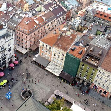 Екскурсія Дахи Львова